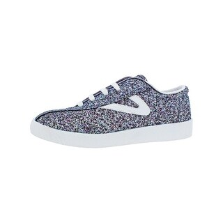 Tretorn Girls NYlite Sugar Fashion Sneakers Padded Insole Glitter