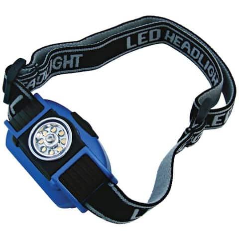DORCY 41-2093 42-Lumen 8-LED Multifunctional Headlamp - Black