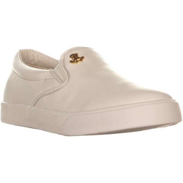 LAUREN Ralph Lauren Ria Slip On Sneakers White