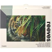 """Paint By Number Kit Artist's Collection 12""""X16""""-Tiger"""