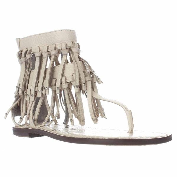 8da3be45ae658 Shop Sam Edelman Griffen Gladiator Fringe Sandals