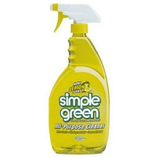 Simple Green 3010101214002 Concentrated All Purpose Cleaner, Lemon Scent, 24 Oz