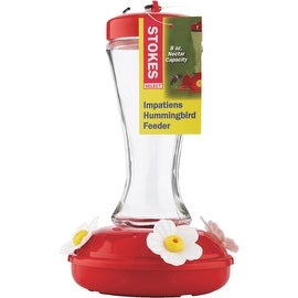 Stokes Select Impatiens Glass Feeder