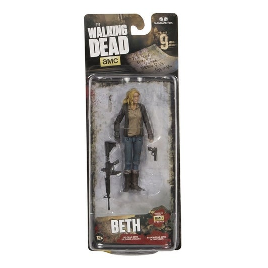 The Walking Dead TV Series 9 Action Figure: Beth Greene - multi