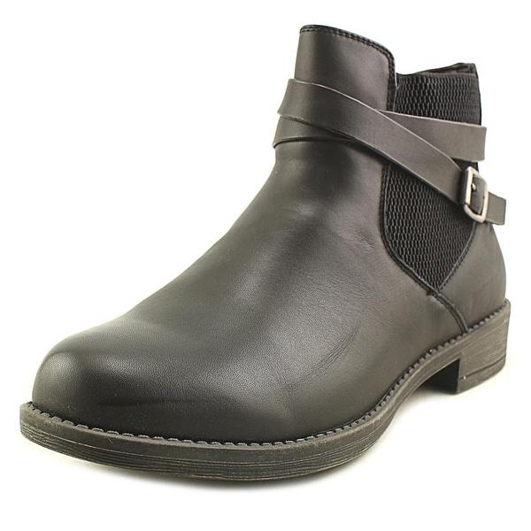 Propet Tatum Black Boots