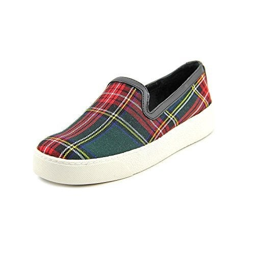 Sam Edelman Becker Round Toe Canvas Sneakers - 6