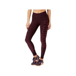 Nike Womens Legend Athletic Tights Compression Fitness