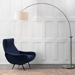 "Link to Safavieh Lighting 84-inch Mira Arc Floor Lamp - 70.5""x18""x84"" Similar Items in Floor Lamps"