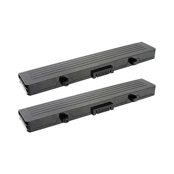 Replacement For Dell 312-0940 Laptop Battery (4400mAh, 11.1V, Lithium Ion) - 2 Pack