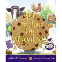 All In Just One Cookie - Susan E. Goodman