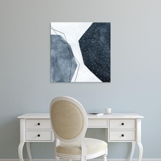 Easy Art Prints Emma Scarvey's 'Adjacent Abstraction II' Premium Canvas Art