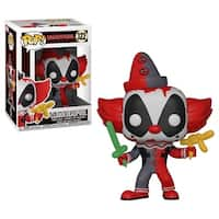 "FunKo POP! Marvel Clown Deadpool 3.75"" Vinyl Figure - multi"