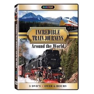 Incredible Train Journeys - 3 Dvd Set