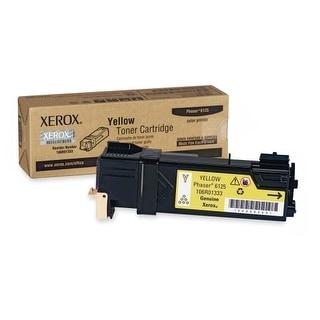 Xerox 106R01333 Xerox Yellow Toner Cartridge - Yellow - Laser - 1 Each