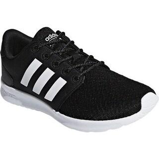 negozio le adidas neo cloudfoam qt racer ftwr scarpe bianco / ftwr