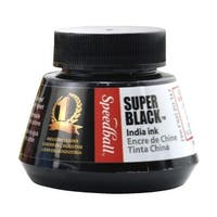 Speedball Super Black India Ink, 2 Ounces