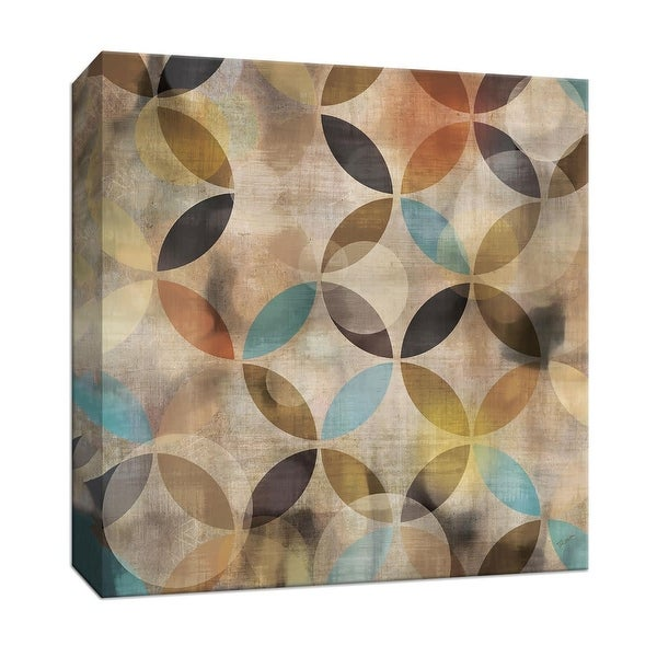 "PTM Images 9-146956 PTM Canvas Collection 12"" x 12"" - ""Bokeh Pattern IV"" Giclee Patterns and Designs Art Print on Canvas"