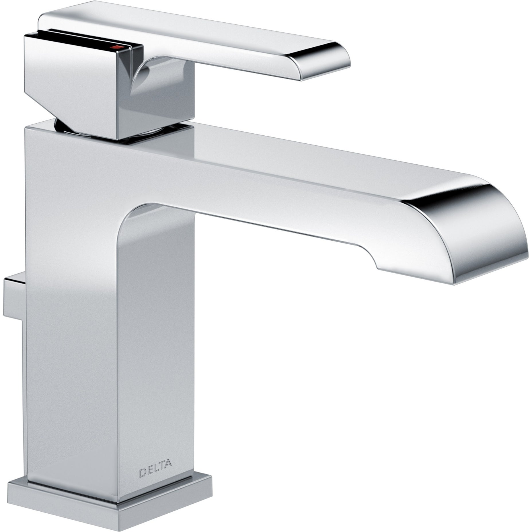 Delta 567lf Tp Ara Centerset Bathroom Faucet Includes Drain Assembly Chrome On Sale Overstock 16373483