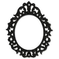 """Ornate Frame - Sizzix Bigz Die By Tim Holtz 5.5""""X6"""""""
