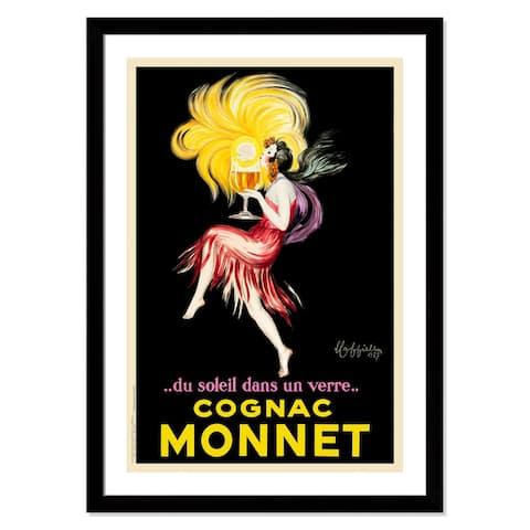 Cognac Monnet - 31'' x 43''