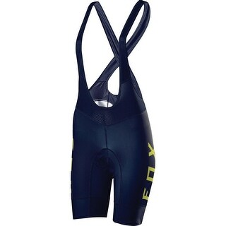 Fox Racing Womens Switchback Bib - 18488-046 - Navy/Yellow