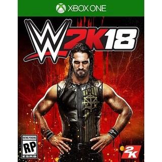 WWE 2K18 - Xbox One (Refurbished)