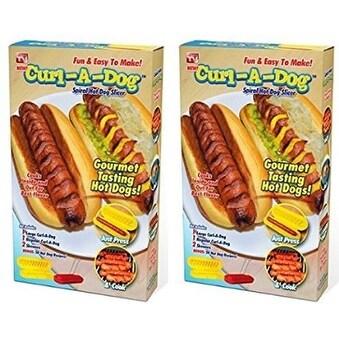 Curl-a-dog (2 Pack)