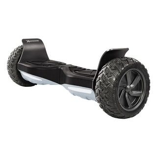 HoverboardX HBX-AT All Terrain Self Balancing Hoverboard Scooter with Bluetooth, UL2272 Certified