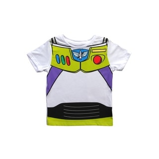 I Am Buzz Costume Kids Tee