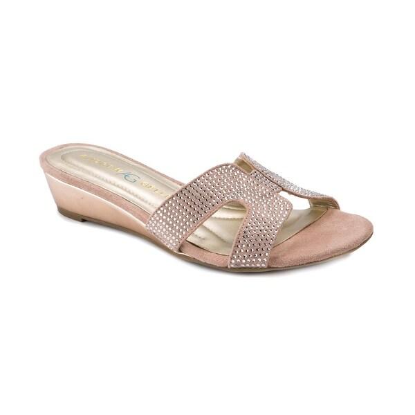 Andrew Geller Icelyn Women's Sandals & Flip Flops Blush