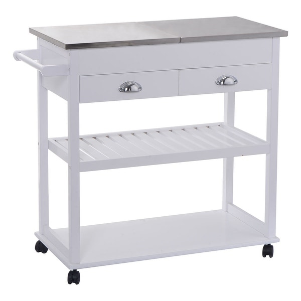 product kitchen cart with drawers drawer shopko uts