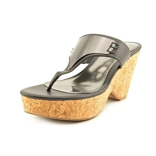Fergie Isis Open Toe Synthetic Sandals