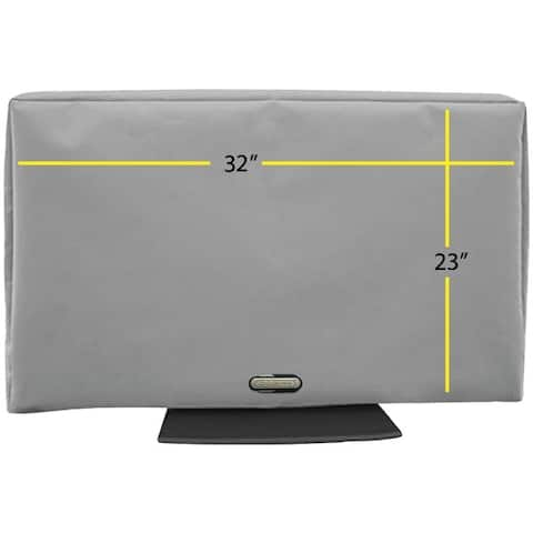 """Solaire Sol 32G-2 32""""-38"""" Outdoor Tv Cover"""