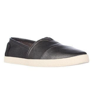 TOMS Avalon Casual Slip On Sneakers - Dusty Ash