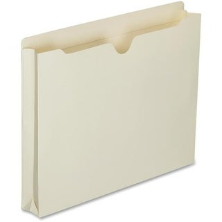 OIC NSN6321014 1.5 in. Expanding Letter File Folder - Manila