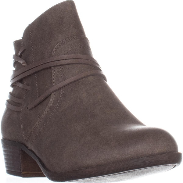madden girl Become Casual Ankle Boots, Stone