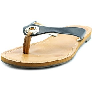 Report Sodey Women Open Toe Synthetic Flip Flop Sandal