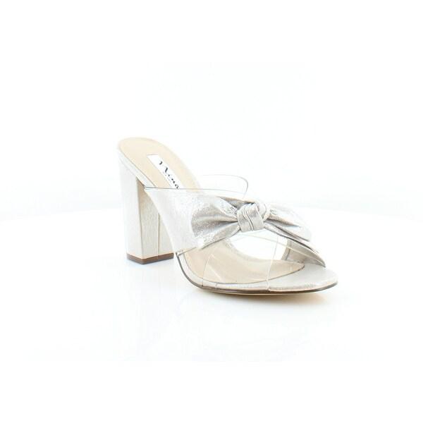 Nina Samina Women's Sandals & Flip Flops Clear Vinyl