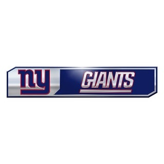 New York Giants Auto Emblem Truck Edition 2 Pack