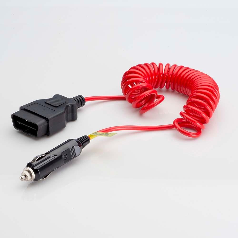 EZ RED Memory Saver Cigarette Lighter to OBD2 Plug Jumper