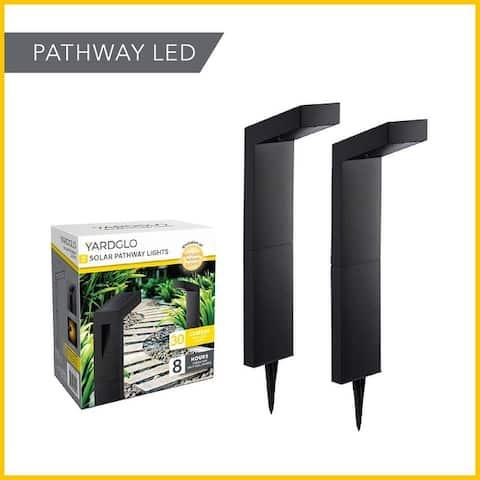 YardGlo Solar Pathway LED Low Voltage Waterproof Downlight