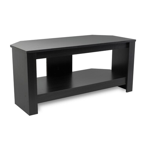 "Mount-It! Wood TV Stand and Storage Console For 32"", 35"", 37"" Inch Flat Screen TVs (MI-883)"
