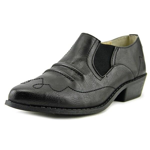 Dolce by Mojo Moxy Latigo Women Black Flats