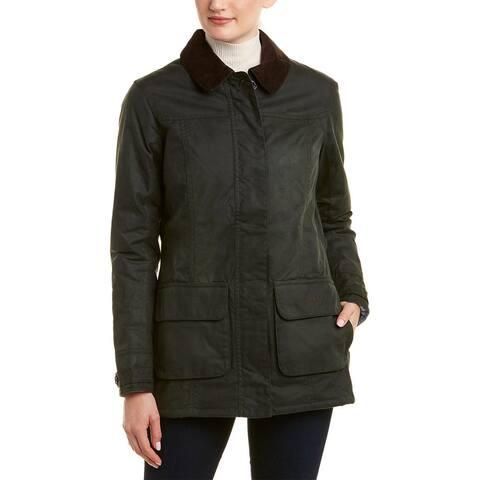 Barbour Balintore Wax Jacket