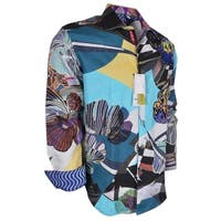 Robert Graham Classic Fit BEGONIA FLORAL Limited Edition Sport Shirt