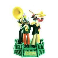 Heirloom The Beatles Band Yellow Submarine Christmas Ornament