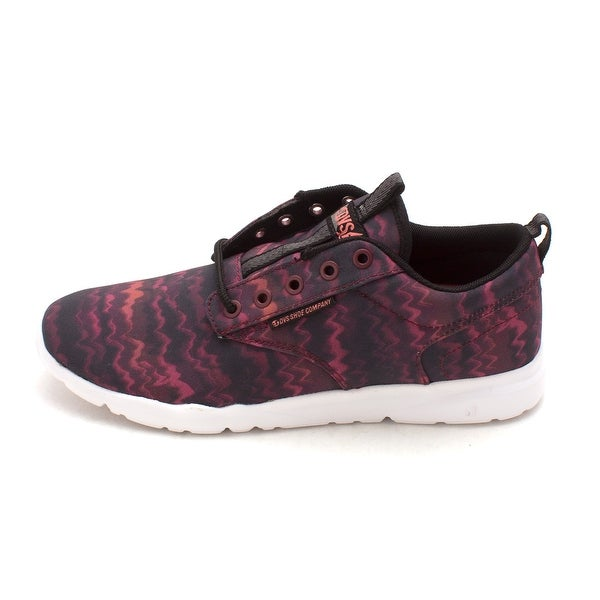 DVS Womens Premier_2.0 + WOS Low Top Lace Up Fashion Sneakers - 8