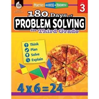 180 Day Problem Solving Gr3 Workbk