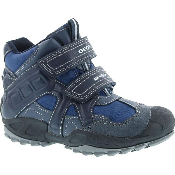 Geox Boys Savage Designer Waterproof Winter Boots