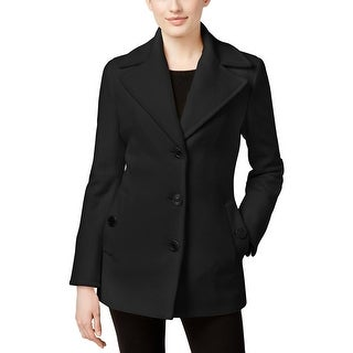 Calvin Klein Womens Petites Pea Coat Wool Blend Single Breasted|https://ak1.ostkcdn.com/images/products/is/images/direct/4bd1464da6e500ae095dd6ebc1b312ed8eb3c476/Calvin-Klein-Womens-Petites-Pea-Coat-Wool-Blend-Single-Breasted.jpg?_ostk_perf_=percv&impolicy=medium